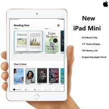 """新しいアップルの Ipad ミニ 5 7.9 """"Retina ディスプレイ A12 チップ TouchID スーパーポータブルサポートリンゴの鉛筆 IOS タブレットスーパースリム"""