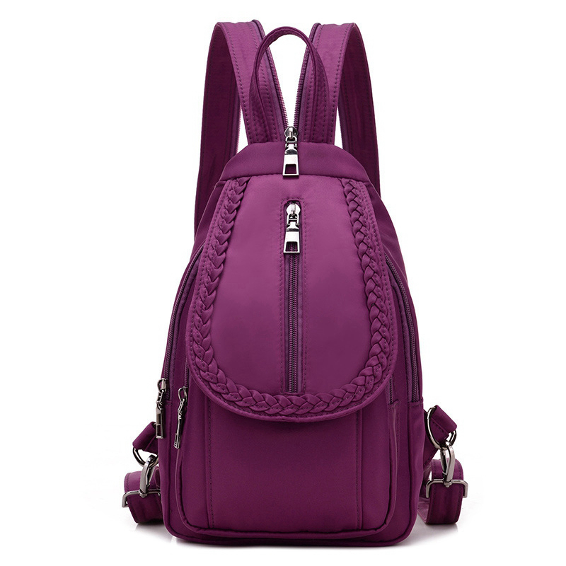 2017 New Brand Design Fashion 3 Colors Canvas Women Backpack Casual Travel Bags Preppy Style School Bags Brown Mochila Feminina