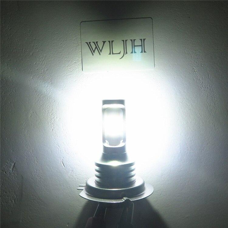 WLJH Fog Light Bulb Auto Motor Car