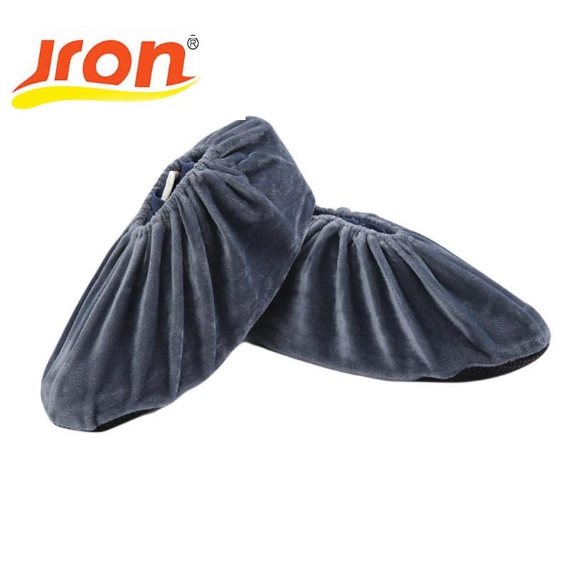 10 pāru atkārtoti izmantojami iekštelpu putekļu pierādījumi, apavi, vāciņi, krāsaina āra lietus pārvalks, auduma ūdensnecaurlaidīgs nodilumizturīgs apavi