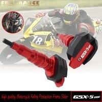 Motorcycle Accessories for SUZUKI GSXR1000 2017 GSXR 1000Frame Slider slider moto Fairing Guard Anti Crash Pad Protector