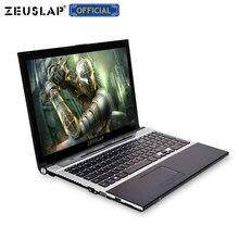 ZEUSLAP 15.6inch intel i7 8gb ram 750gb hdd Dual Core 1920x1080 screen WIFI bluetooth Wind
