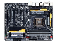 Gigabyte GA Z87X UD5H рабочего Материнская плата Z87X UD5H Z87 LGA 1150 Core i7 i5 i3 DDR3 32G SATA3 USB3.0 DVI HDMI DP блок питания ATX