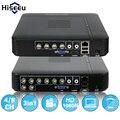 AHDNH 1080N 4CH 8CH ВИДЕОНАБЛЮДЕНИЯ DVR Мини видеорегистратор Для ВИДЕОНАБЛЮДЕНИЯ Kit VGA HDMI Безопасности Системы Mini NVR Для 1080 P Ip-камера Коаксиальный DVR PTZ H.264