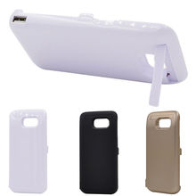 2016 6500MAH Power Bank Backup Battery Case Charger For Samsung Galaxy S6 / S6 Edge