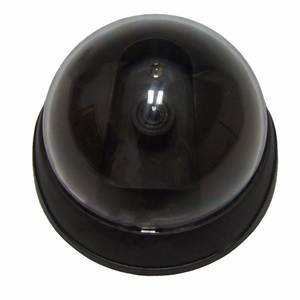 Dummy-Camera Indoor/outdoor for Home Simulated-Video IR Led Dome Video-Surveillance