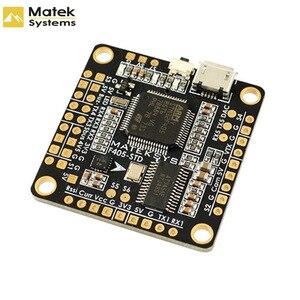 Image 1 - Matek F405 STD BetaFlight STM32F405 contrôleur de vol intégré OSD onduleur pour RC Multirotor FPV course Drone pièce de rechange Accs