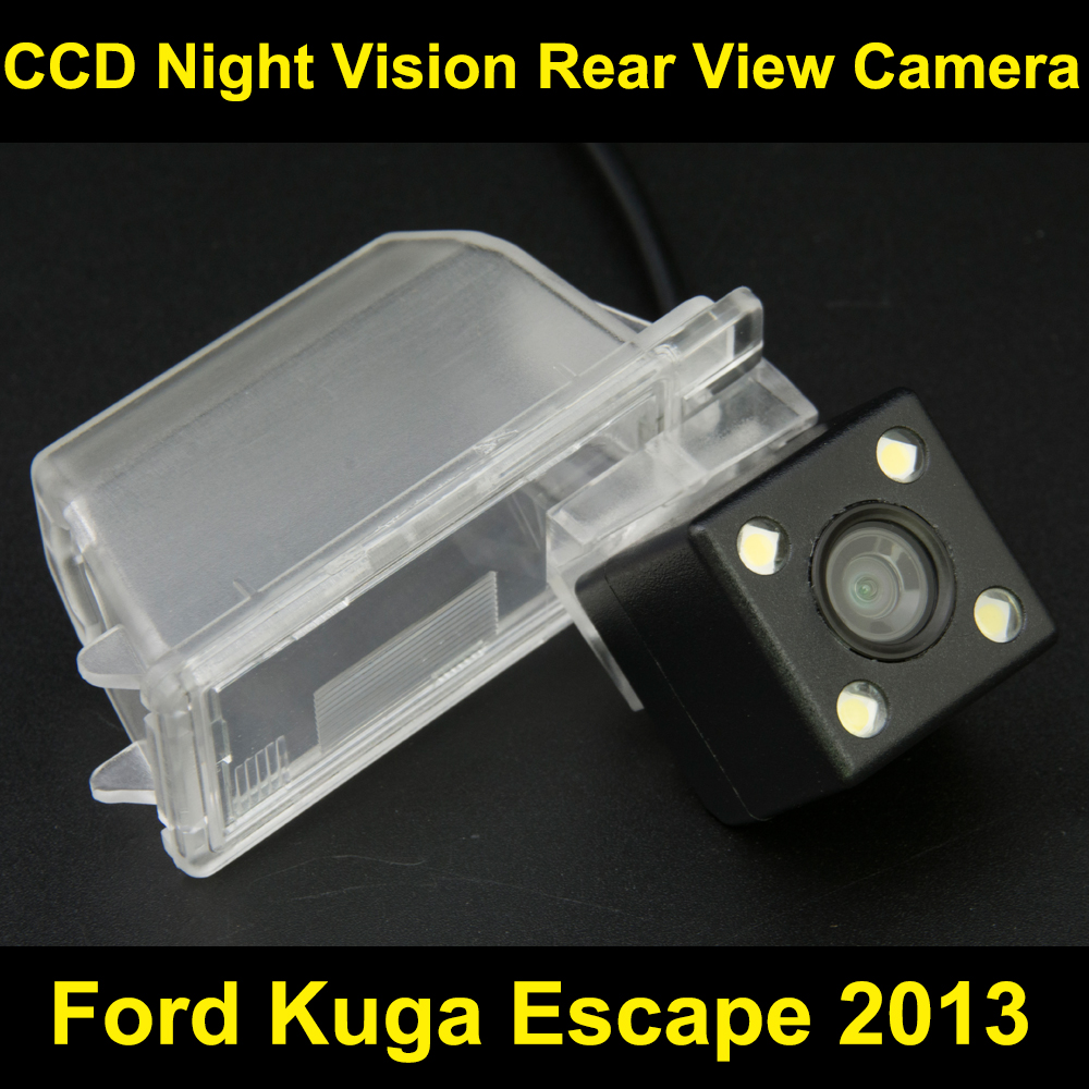 Car rearview camera for Ford Kuga Escape 2013 2014 2015 CCD BackUp Reverse Parking Camera night vision waterproof