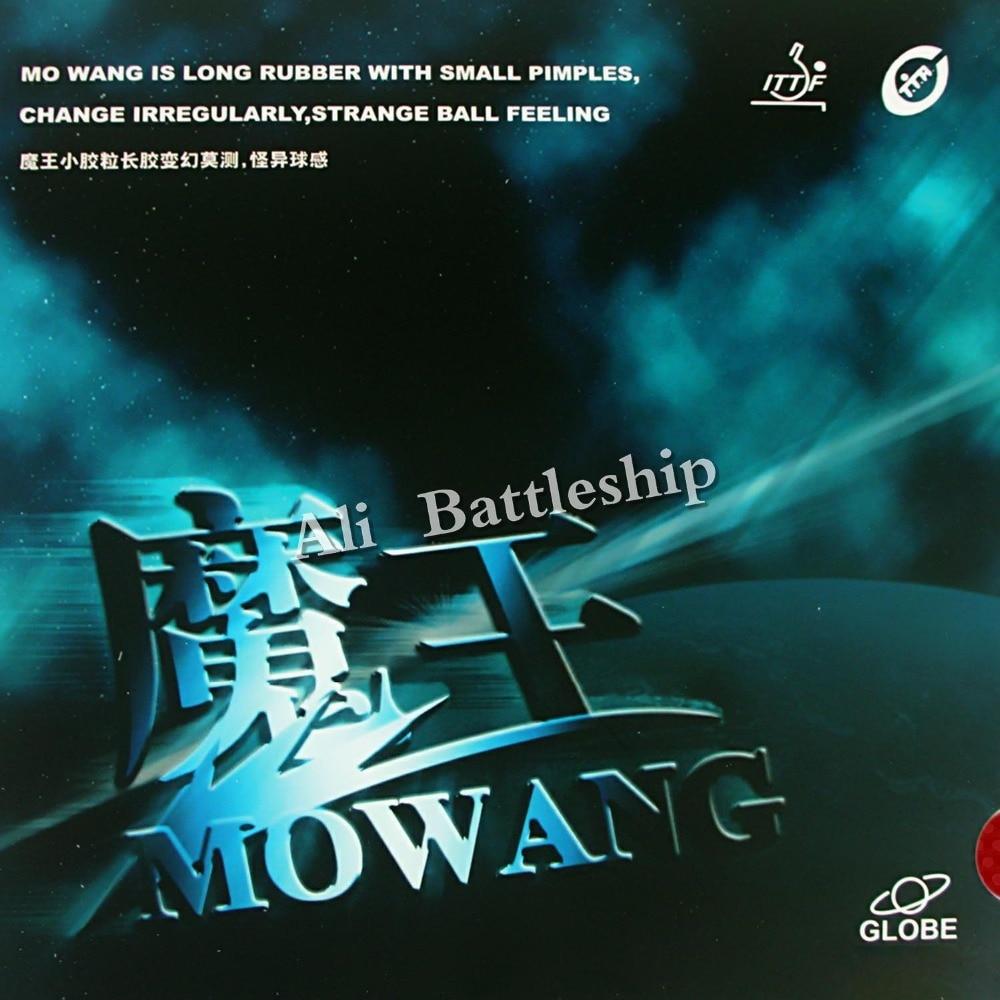 Eredeti Globe Mo Wang hosszú csípős asztalitenisz pingpong gumi szivaccsal