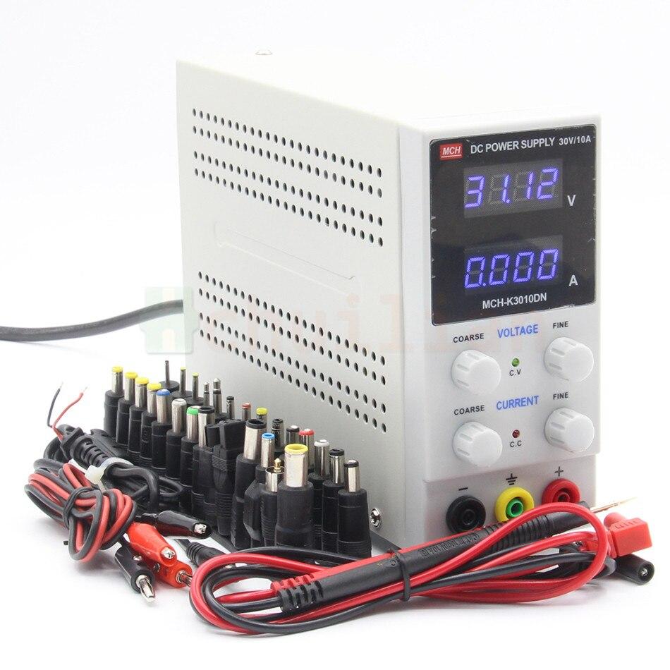 MCH 3010DN 3010D DC power supply 30V10A digital high precision ammeter for notebook phone repair 110V