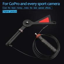 CentriGopro Centriphone Bullet Time Effect Camera Rig Selfie 360 Degree for Gopro Hero 7 6 5 4 EKEN YI Sjam Sport Action Camera