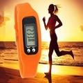 Women Men Sports Jogging Digital LCD Pedometer Watch Run Running Step Walking Distance Calorie Counter Watch Bracelet Watches