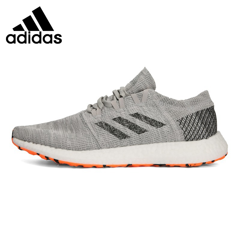 Original New Arrival 2018 Adidas PureBOOST GO Mens Running Shoes Sneakers  DMX Outdoor Sports Cushioning Breathable AH2324Original New Arrival 2018 Adidas PureBOOST GO Mens Running Shoes Sneakers  DMX Outdoor Sports Cushioning Breathable AH2324