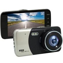Best price HD 1080P Dual Lens Car DVR Dash Cam Video Recorder Night Vision RearView Camera Futural Digital jiu13
