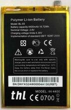 New Thl BL-03 BL03 3.8V 4400mAh High Quality Battery for THL T4400  mobile phone battery 4400mah new laptop battery for nec pc vp bp18 op 570 75201 versa s260