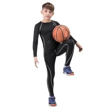 Boy training sportswear, quick-drying Perspiration sport wear Children rashgard kit 2 piece tracksuit girl sports suit