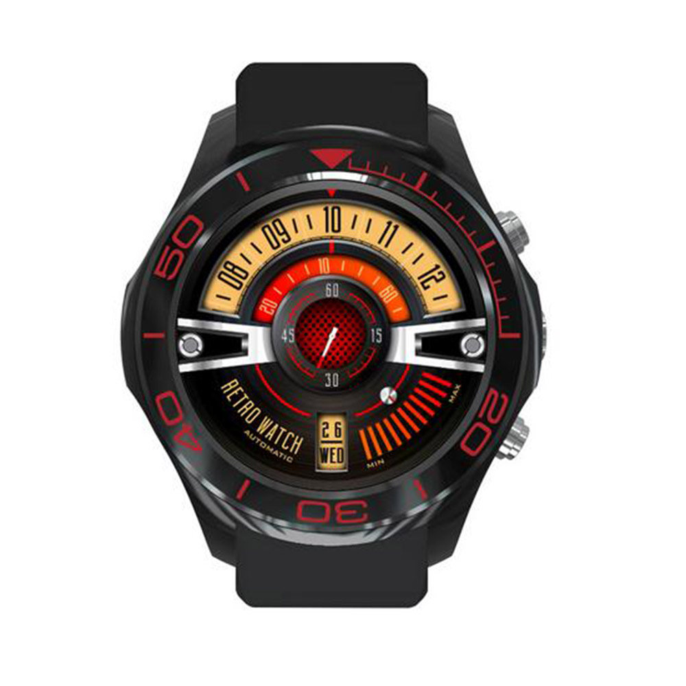 2018 S11 Heart Rate Monitor Smart Watch Android Phone Smartwatch with SIM Card Camera WIFI GPS Alarm Clock vs kw88 x5 plus LES1