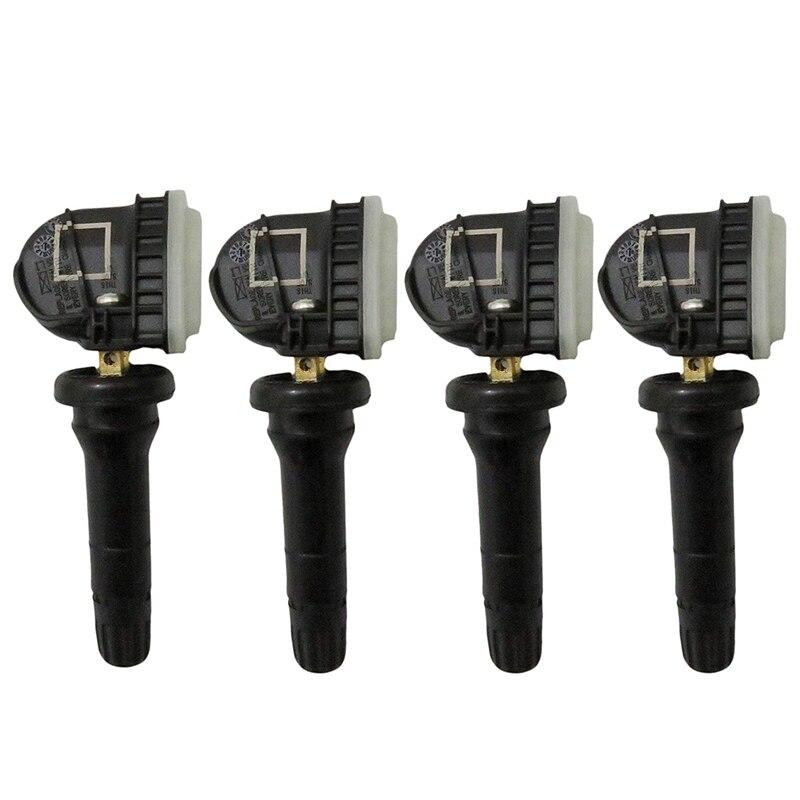 4Pc Car Tpms Tire Pressure Monitoring Sensor For Buick Cadillac Chevrolet Gmc Pontiac 13598772|Tire Pressure Monitor Systems| |  - title=