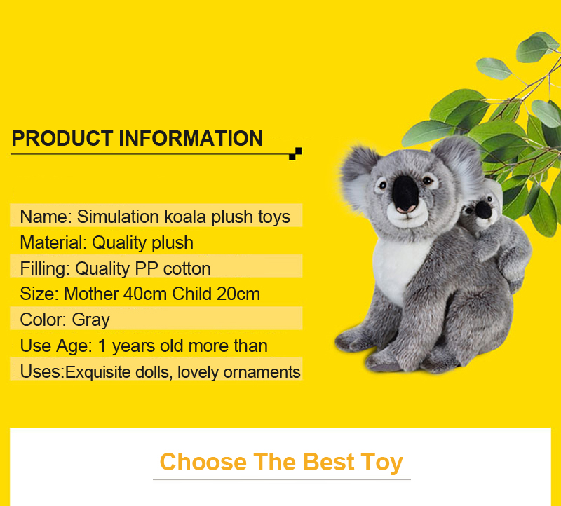 Baby Toys Stuffed Animals (1)