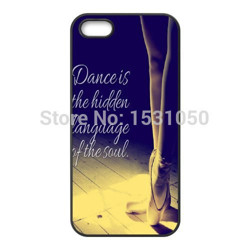 huge selection of 32525 7b77d US $9.98 |Dance quote Cover Case for iPhone 4s 5s 5c 6s Plus iPod Touch 4 5  6 Samsung Galaxy s2 s3 s4 s5 mini s6 s7 Edge Plus Note 2 3 4 5 on ...