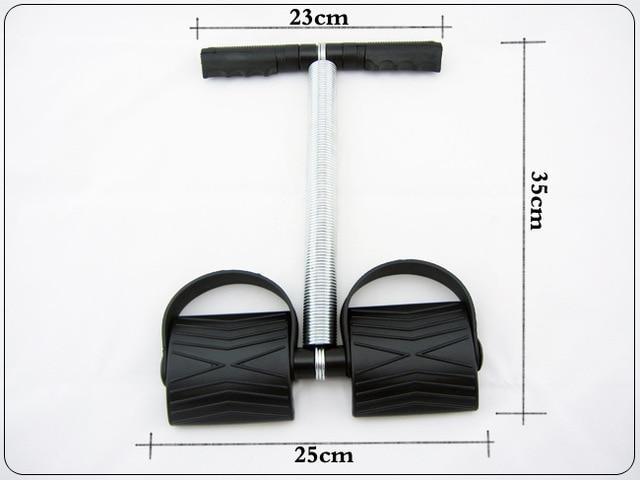 Cnherbtummy Trimmer Ms Fitness Equipment Thin Waist Slimming Leg Fitness Foot Chest Expander 1
