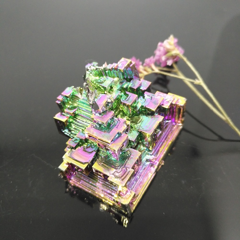 цена на Bismuth Crystals 150g Bismuth Metal crystal