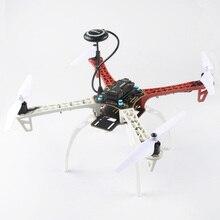 450mm F450 FPV Quadcopter Drone BNF Kit dengan M8N GPS APM 2.8 Flight Pengendali 2212 940KV Brushless Motor