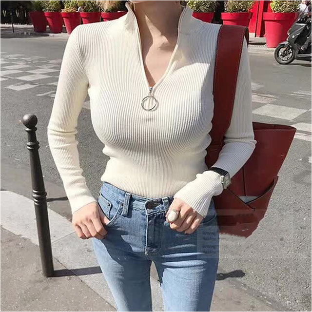 Knitted sweater  5