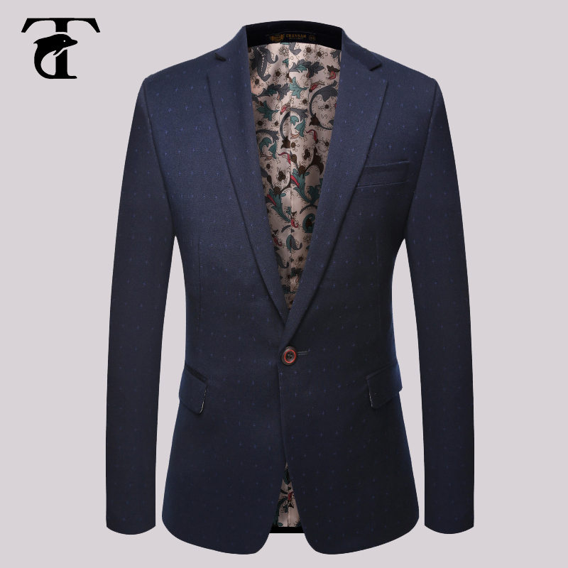 Online Get Cheap Dark Blue Jacket Blazer -Aliexpress.com | Alibaba ...