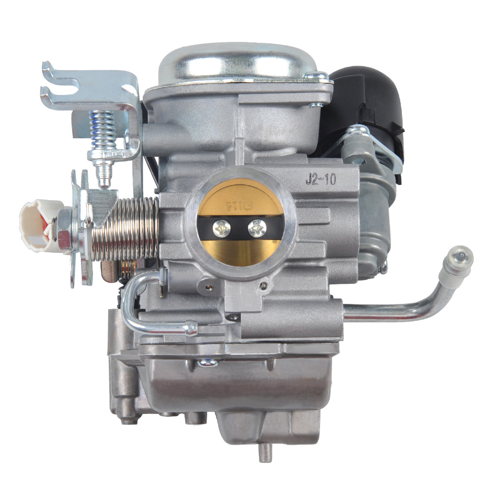 NIBBI Racing Parts Replacement Carburetor CVK 26mm for Moped 150CC~200CC Scooter 4 stroke promax driven wheel block for gy6 150cc scooters atvs go karts moped quads 4 wheeler dune buggys