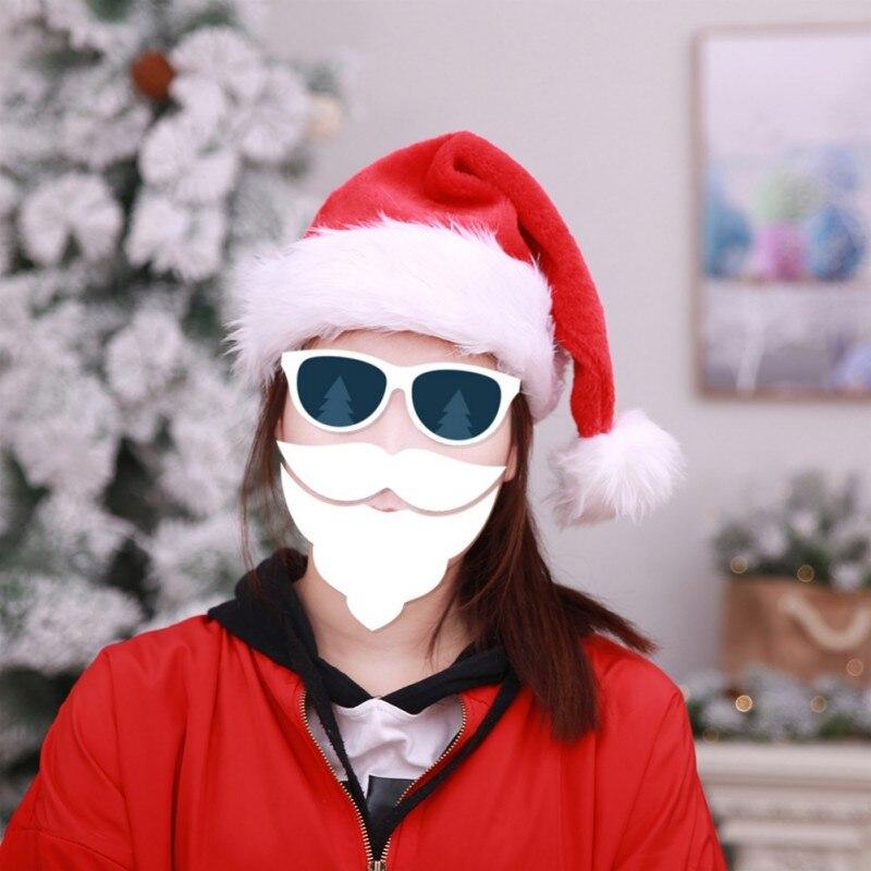Christmas Tree Hats: Christmas Hat Santa Claus Hat Xmas Lollipop Hat Mini