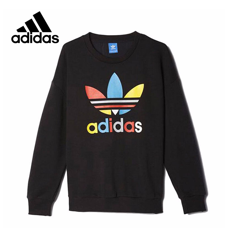 Adidas New Arrival Official Originals Women's Pullover Jerseys Sportswear AY9430 цена