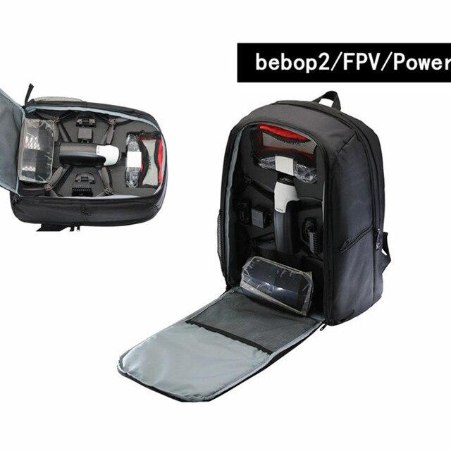 Parrot Bebop 2 Bag Backpack Portable Shoulder Carrying Case For Fpv