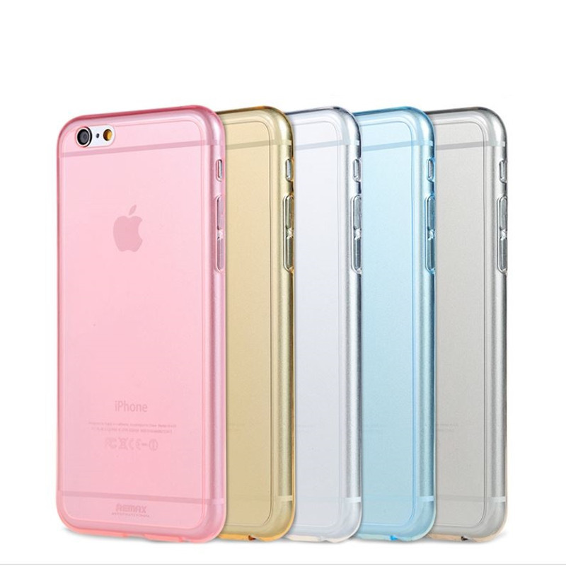 Crystal Clear Transparent Soft Silicon 0.3mm TPU Case for iPhone 4 4S 5 5SE 5S 6 6S/ 6 Plus 6S plus