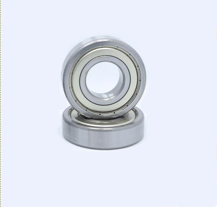 1 pièces ABEC-5 S6209ZZ S6209 ZZ 45*85*19mm en acier inoxydable roulement à billes roulements à billes à gorge profonde 45x85x19mm 6209
