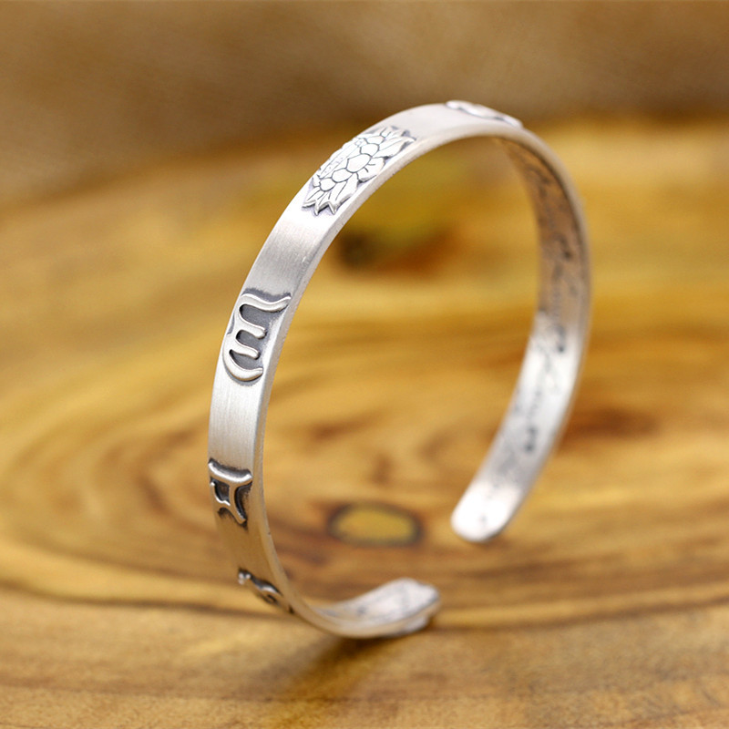 2018 Promotion Sale Armbanden Voor Vrouwen Fashion Product Manual Fine Jewelry Six Words Wiredrawing Fashion Lady Bracelet 2018 Promotion Sale Armbanden Voor Vrouwen Fashion Product Manual Fine Jewelry Six Words Wiredrawing Fashion Lady Bracelet