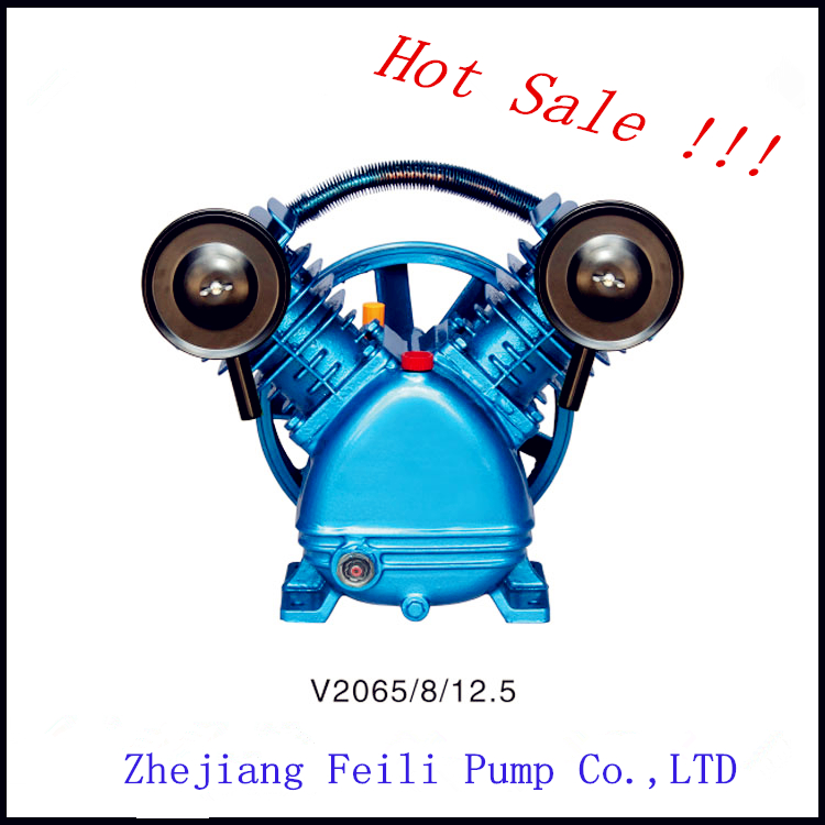 V2051/8 220v/380v Air compressor accessories wholesale inflation pump 1.5kw motor head screw air compressor head цены