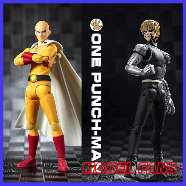 все цены на MODEL FANS IN-STOCK Dasin Genos Model DM greattoys gt One Punch Man Saitama S.H.Figuarts SHF PVC Action Figure Anime Toys Figure онлайн