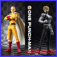 MODEL FANS IN STOCK Dasin Genos Model DM greattoys gt One Punch Man Saitama S.H.Figuarts SHF PVC Action Figure Anime Toys Figure