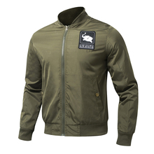 Bomber coats outerwear army jackets spring jacket warm autumn clothing casual