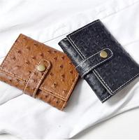 Fashion brand Women Short Wallets Ladies Vintage Small Roomy hasp red Women Card Holder Coin Pocket Girl women's Purse