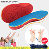 KOTLIKOFF Kids Children Orthopedic Insoles Shoes Flat Foot Arch Support Orthotic Pads Correction Health Feet Care