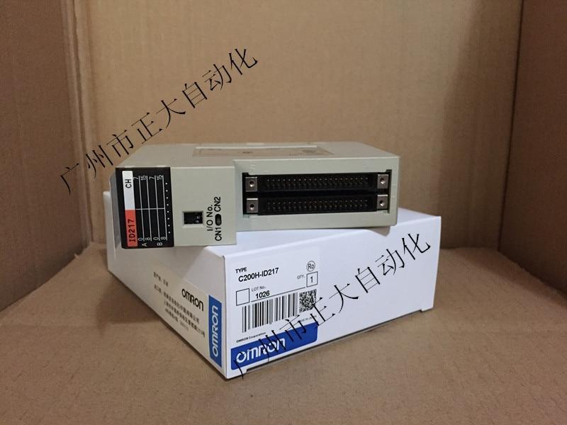 Original new programmable controller high-density input unit C200H-ID217Original new programmable controller high-density input unit C200H-ID217