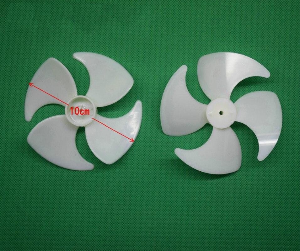 цена на 1pcs new for refrigerator fridge cooling fan 10cm Fan blade for motor YZF-1-6.5-R