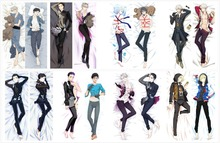 YURI!!! on ICE Body Pillow Case – G