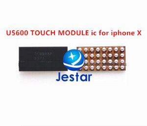 Image 3 - 10 sztuk/partia U5600 LM3373A1YKA LM3373 3373 LM3373A1 A2 moduł dotykowy ic dla iphone X XS XS MAX