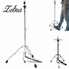 Zebra 24 39 inch Hi Hat Stand Griffin HiHat Cymbal Hardware font b Drum b font