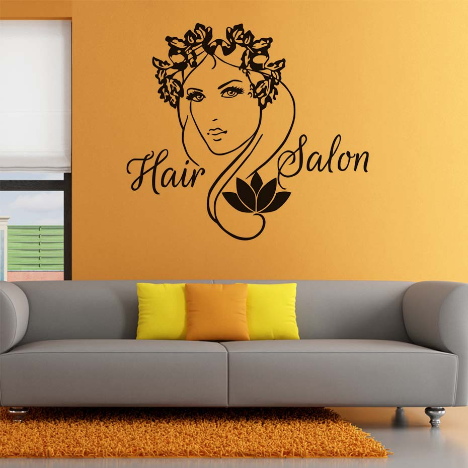 Hair Salon Wall Decor popular decoration hair salon-buy cheap decoration hair salon lots