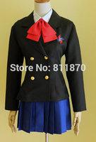 Another Cosplay Misaki Mei Costume Women's Dress School Uniforms