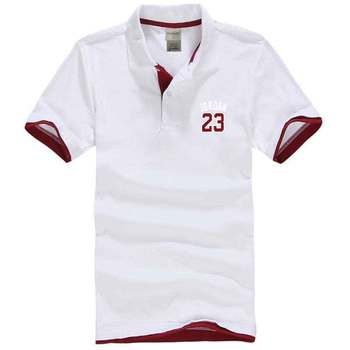 New Men's Polo Shirt Men's Designer Polo Men's Cotton Short Sleeve Shirts Clothes Jerseys golftennis Plus Size XS- XXXL 2018